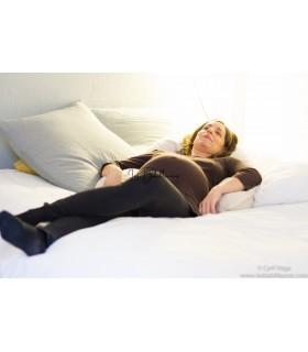 ECRU - Coussin de maternité et housse